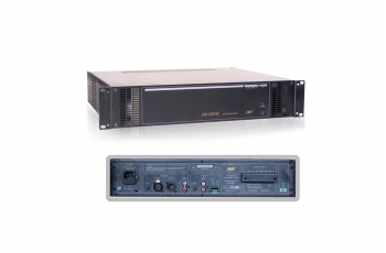 UM 600 N series power amplifiers