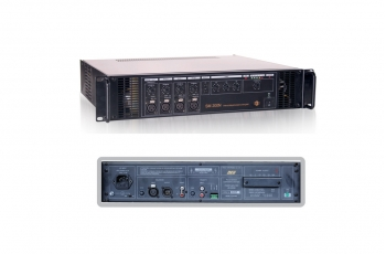 SM 200 NE series power amplifiers