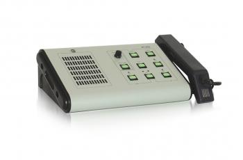 Пульт управления ж/д радиостанцией 9П-2М