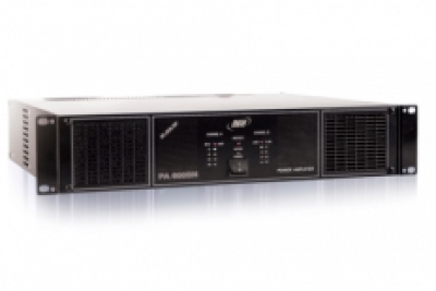 Power amplifiers of series PA (New Fusion) are discontinued.
